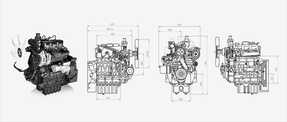 ENGINE SERIES > PRODUCT